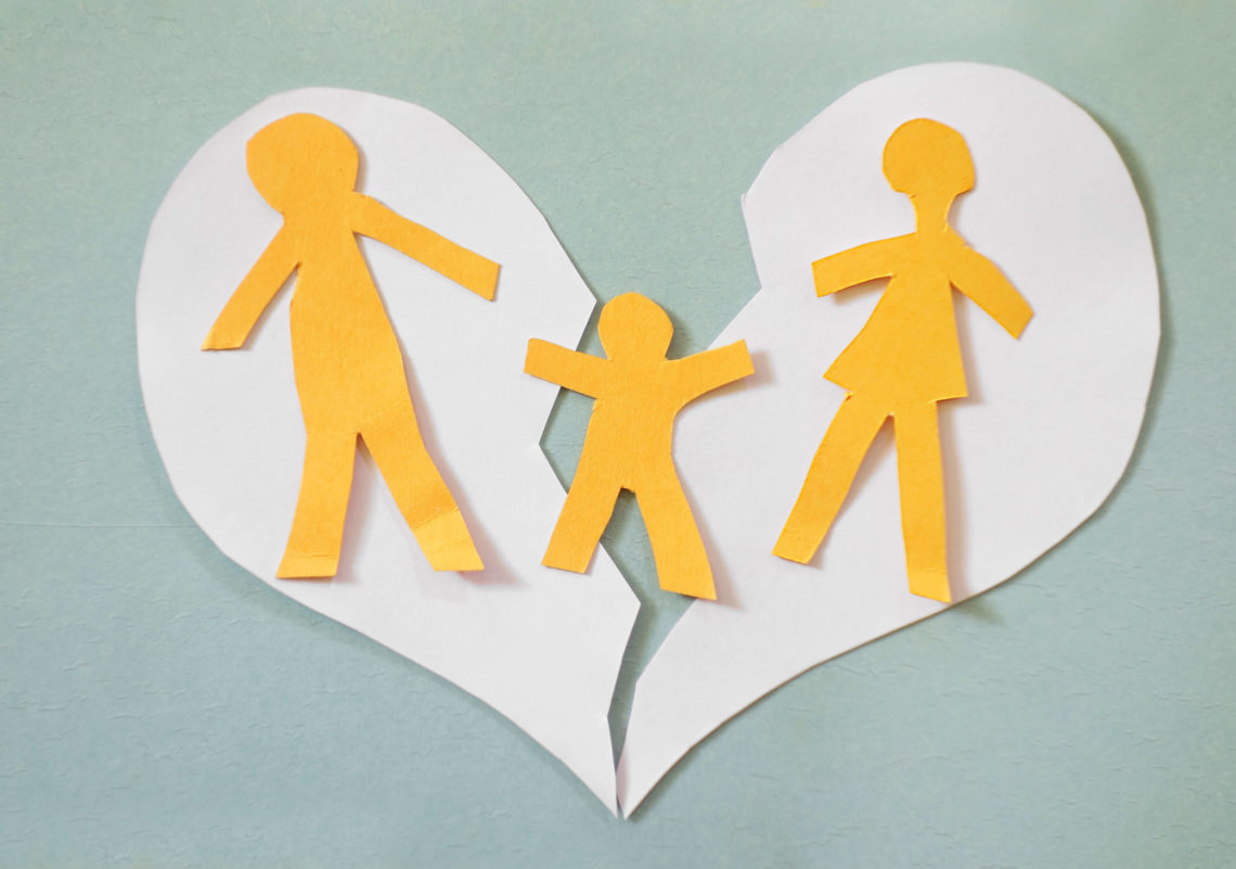 Effects Of A Broken Family On Children | All Things Mindful